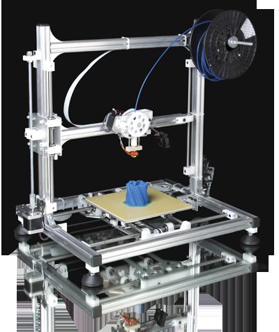 K8200 3D printer – najjeftiniji u klasi